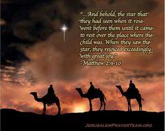 Matthew 2:9-10