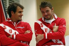 Roger Federer and Stan Wawrinka in Exhibition Match in December. Sold Out!