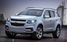 Chevrolet Traverse 8 seater