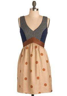 sewing class dress