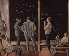 Kanaian, Theoreticians
