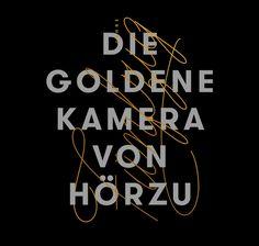 Die Goldene Kamera 2015  GT walsheim and Ballpoint script