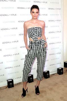 Kendall Jenner Pantsuit