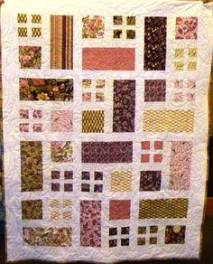 A picture perfect quilt!