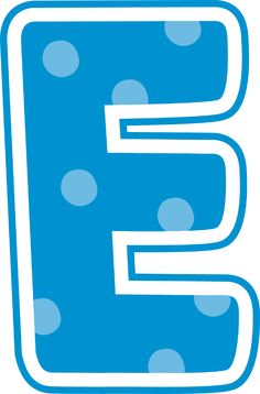 Colored Alphabet with Polca Dots. - Oh my Alfabetos! Polka Dot Letters, Polka Dots, Alphabet Templates, Teaching The Alphabet, Letter E, Alphabet And Numbers, Banner, Clip Art, Classroom