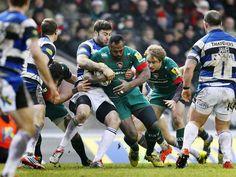 Premiership: Leicester supera Bath e lancia... Northampton - On Rugby