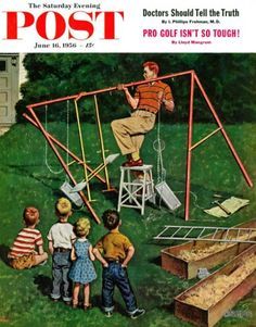 Swing-set – Amos Sewell With shoddy materials and blueprints more complex than the Manhattan Project's, dad may end up getting better exercise than the kids. Luckily for his patient audience, this dance more than makes up for the lack of functioning swings.