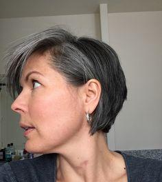 Third haircut. February 2016