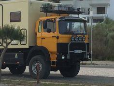 Cool Toys, Recreational Vehicles, Camper, Trucks, Cool Stuff, Caravan, Travel Trailers, Truck, Motorhome