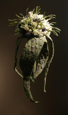 Wedding bouquet by Artist - Stef Adriaenssens