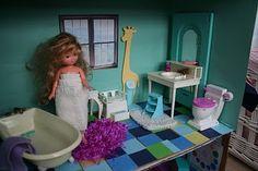 DIY Barbie Cardboard Box House
