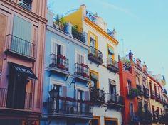 seville, spain  Pinterest: fofobarazi