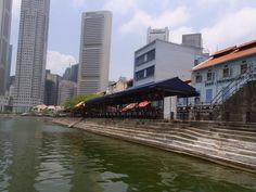 Boat Tour (Boat Quay)