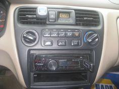 Honda Accord Lx, Honda Models, Brown Doors, Exterior Colors, Colorful Interiors, Vehicle, Phone, Car, Green