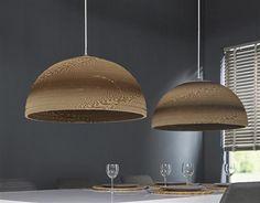 Carta 2-lichts hanglamp karton