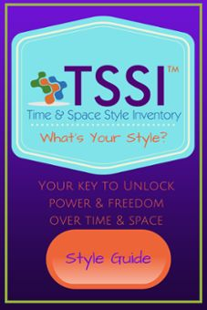 Discover your Time Management and #Organizing Personality Profile with the #TSSI