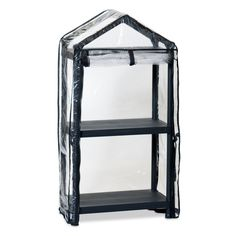 Have to have it. Dynasty Greenhouse for the Garden - $89.99 @hayneedle