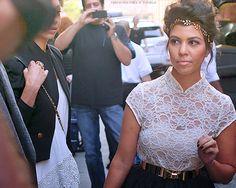 love the hair & outfit #kourtney #kardashian