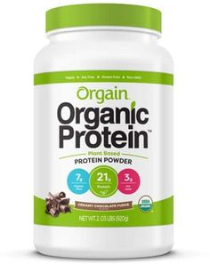 101+ Vegan Products at Walmart - Food, Beauty, Hair & More High Protein Muffins, Protein Powder Pancakes, Keto Protein Powder, Organic Protein Powder, Plant Based Protein Powder, Chocolate Protein Powder, Chocolate Fudge, Paleo Vegan, Best Vegan Protein