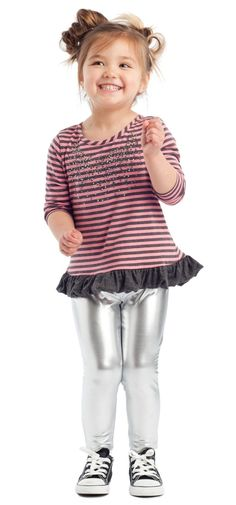 Get your little one her new favorite outfit