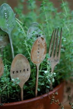ReFab Diaries: Upcycle: Silverware becomes Silver-everywhere!