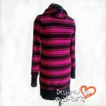 Naisten Henrietta hupputunika (S-XL) Turtle Neck, Hoodies, Sweaters, Inspiration, Products, Fashion, Biblical Inspiration, Moda, Sweatshirts