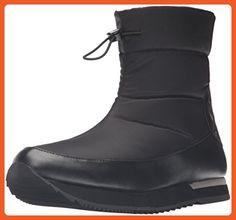 Love Moschino Women's Nylon Rain Boot, Black, 39 EU/9 M US - Boots for women (*Amazon Partner-Link)