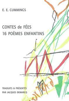 Un livre d'E.E. Cummings publié par les éditions Clémence Hiver