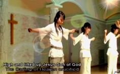 Beautiful and Elegant Worship Dance to Worthy Is the Lamb!