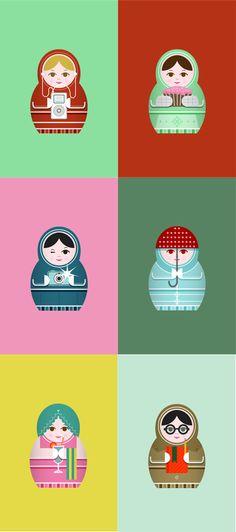 Matryoshka_iPhone_Wallpapers
