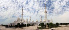 Abhu Dabi, United Arab Emirates, 2014. It was beautiful. I am sure for that.