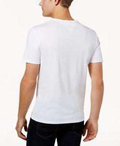 Tommy Hilfiger Men's Virtue Graphic-Print T-Shirt - White 3XL