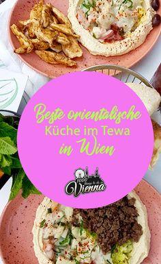 Ausgefallene Spritzer und herausragende orientalische Speisen gibt's im Tewa am Markt in Wien. Sowohl am Karmeliter Markt als auch am Naschmarkt empfängt euch das Tewa mit offenen Armen und besten orientalischen Gerichten. Restaurant Bar, Camembert Cheese, Restaurants, Europe, Places, Ethnic Recipes, Food, Vienna, Backyard Parties