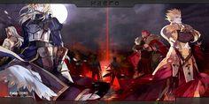 Fate Zero. 10 años antes de lo eventos de Fate/Stay Night, toma lugar la 4° Guerra del Santo Grial, Emiya Kiritsugo, aliado con la familia Einzbern [...]