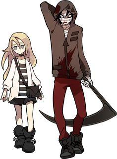 君が笑うまで Angel of Slaughter Ray and Zack