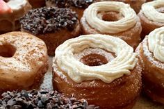 100 Layer Donut at Five Daughters Nashville is a Cronut Spin | The Feast