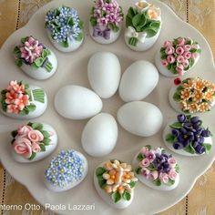 Милые сердцу штучки: Пасха: Несколько креативных кулинарных идей (МК)