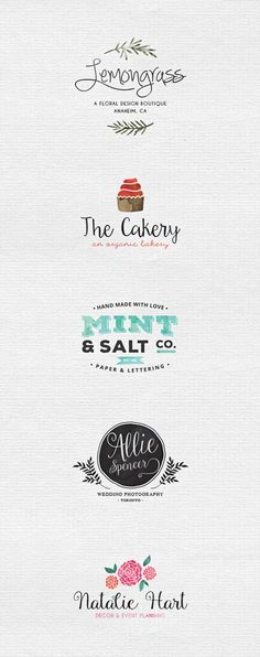Use these 5 high quality watercolor free logo templates to create splendid clothes, invitations, greeting cards, or just to label your company. The set also includes 8 seamless watercolor forms for illustrator and a list of the free fonts used. All the templates are completely edited and can be used freely for both invidual and commercial products.