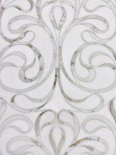 Artistic Tiles' Chateau group is amazing, old world patterns in very organic patterns.  Love it!
