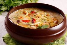 Receita de Feijoada de frutos do mar em receitas de salgados, veja essa e outras receitas aqui!