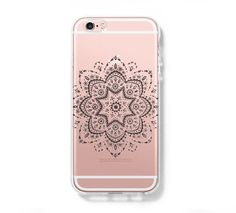 Retro Lace Floral iPhone 6s Clear Case iPhone 6 plus Cover iPhone 5s 5 – Acyc