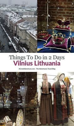 Things To Do in 2 Days in #Vilnius #Lithuania