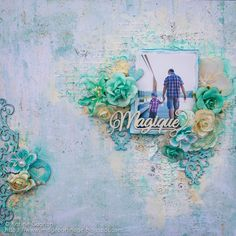 Magique - Blue Fern Studios with Seaside Collection