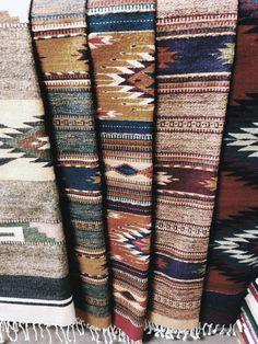Fabric, wovens, textile: The taste of Petrol and Porcelain | Interior design, Vintage Sets and Unique Pieces