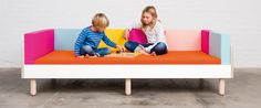 Discover modern kids furniture, made in Germany by pure position with pictures, infos + contact at afilii - design for kids Modern Kids Furniture, Kid Beds, Sweet Dreams, Little Ones, Cribs, Designer, Toddler Bed, Positivity, Pure Products