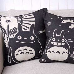 My Neighbor Totoro Pillow Case