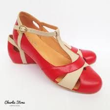 Image result for 1930's flat shoes