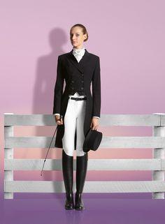 dressage tailcoat - Google Search