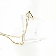 Minnesota Necklace, $32, now featured on Fab.