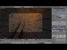 How to Create Rain in Blender - YouTube